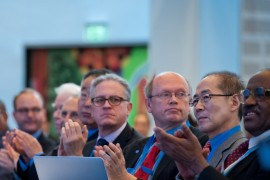 Opening Ceremony of the Fortieth Session of the IPCC, Copenhagen, Denmark, 27 October 2014